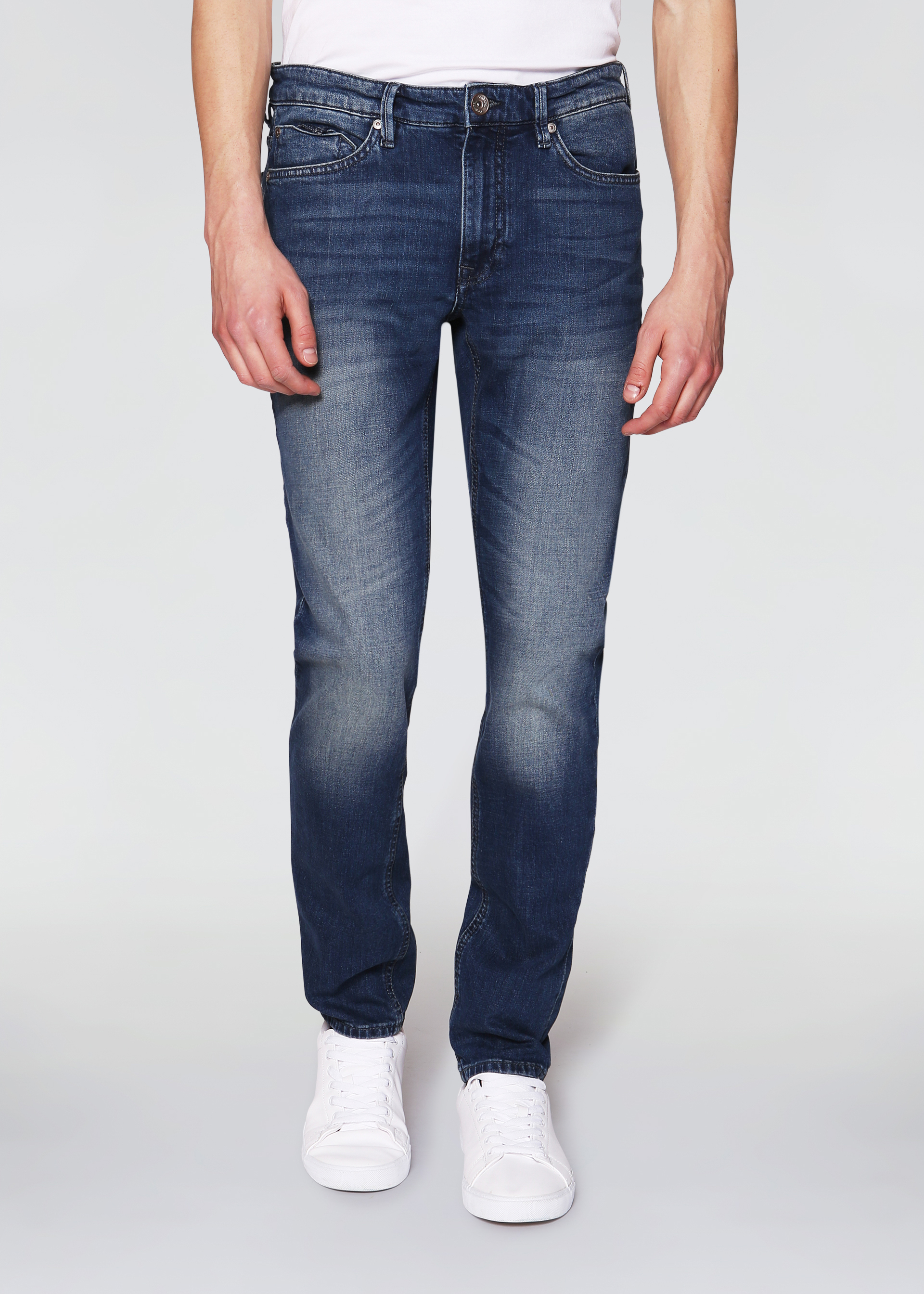 Jeans slim fit vita bassa