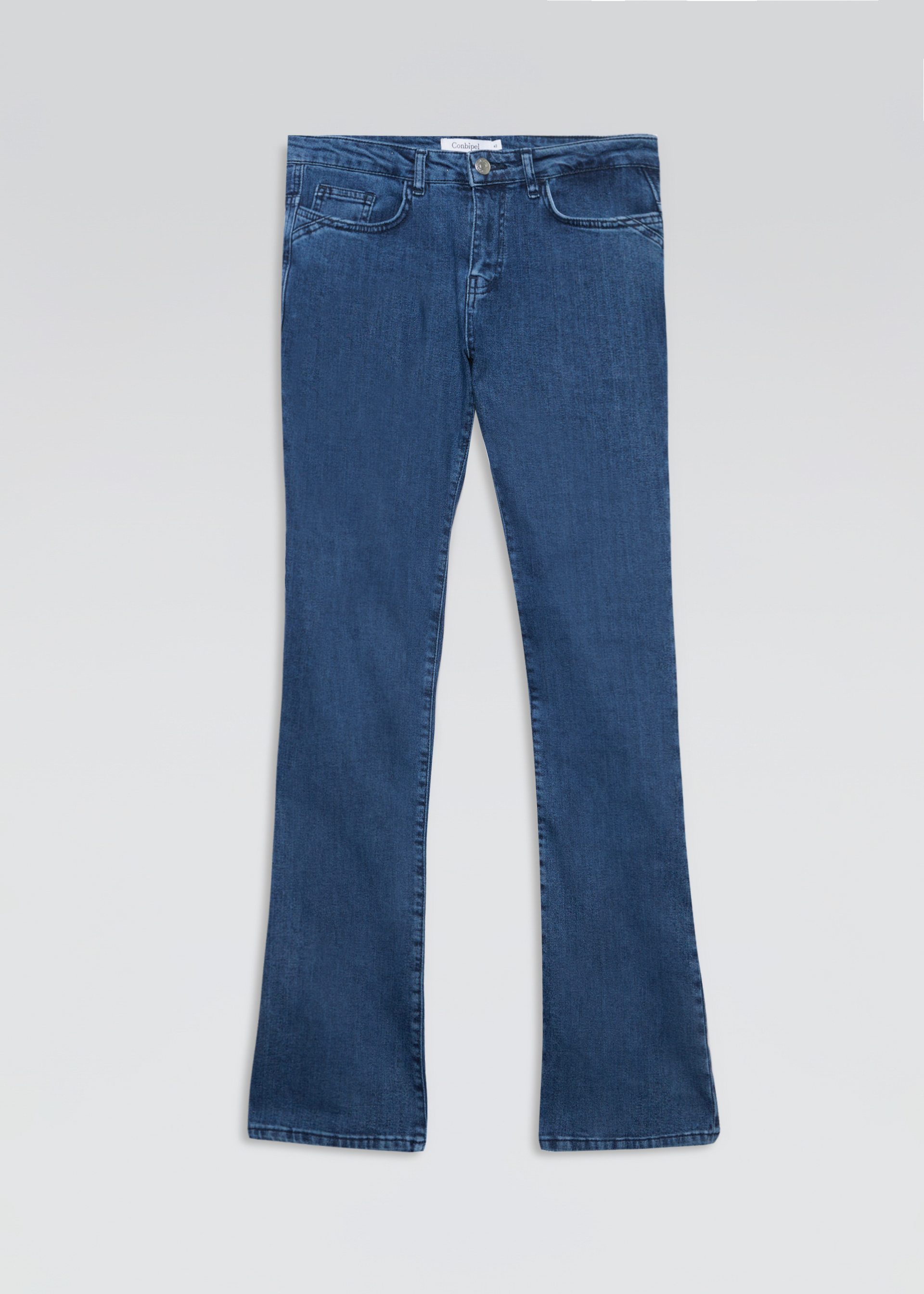 Denim regular a zampa