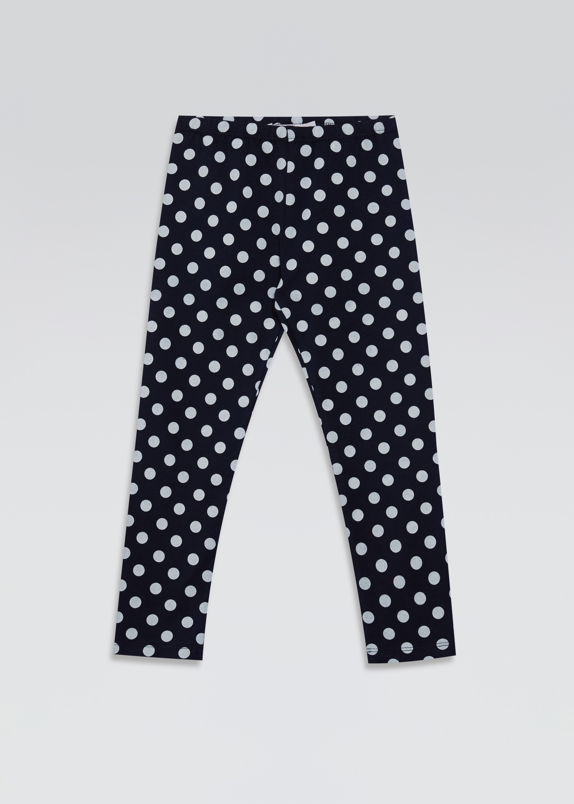 Leggings a pois