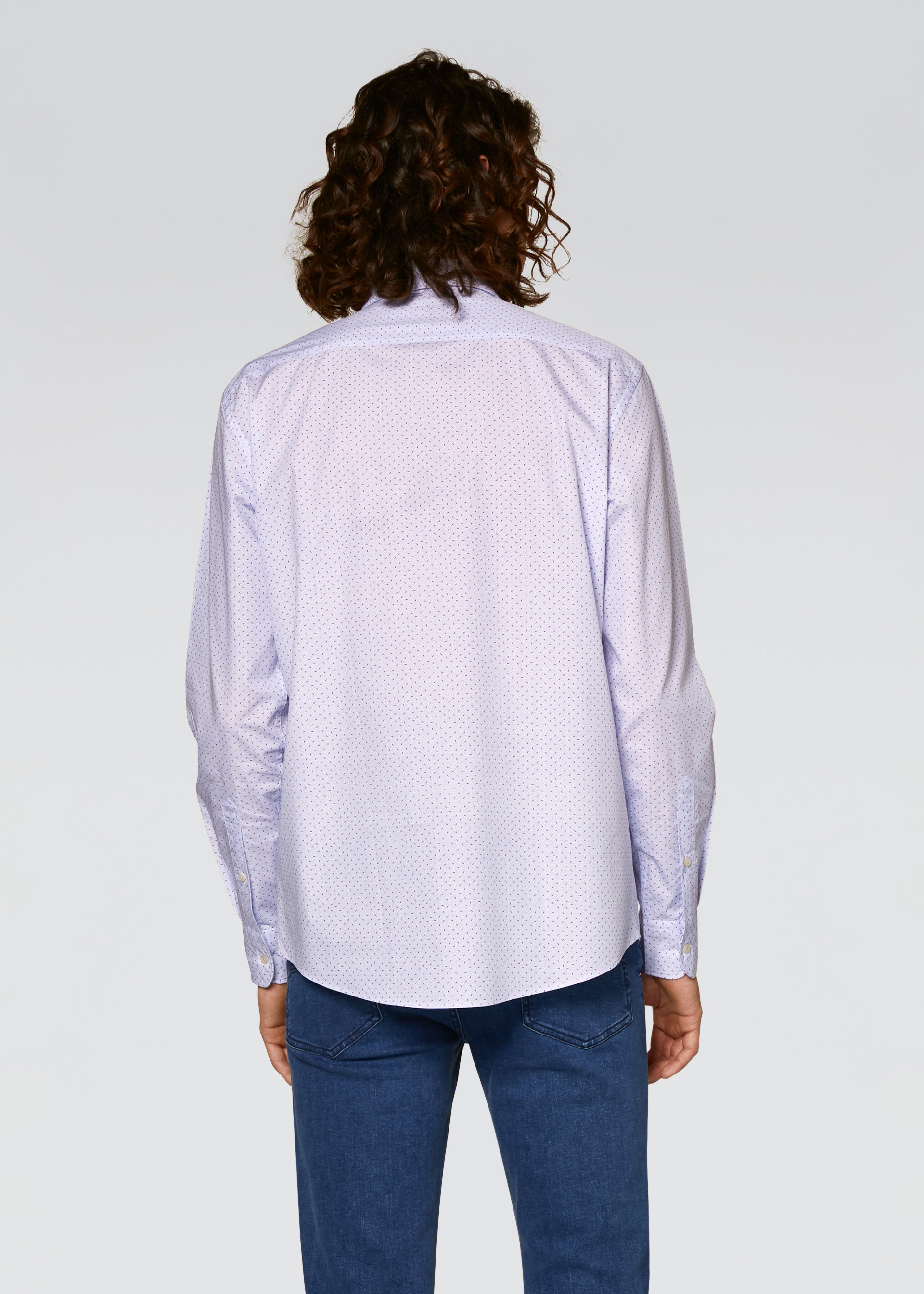 Camicia fantasia regular