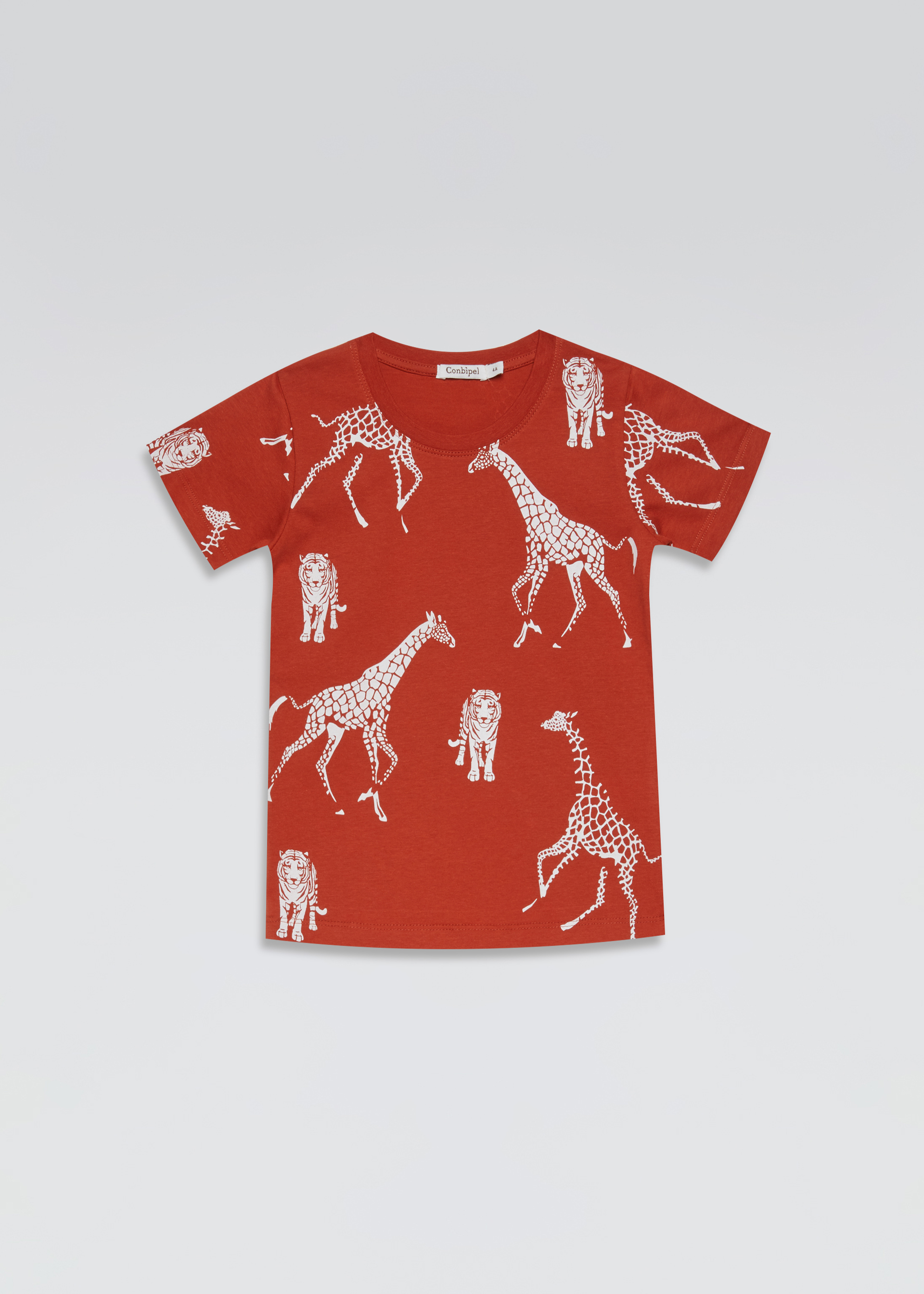 T-shirt stampa animali