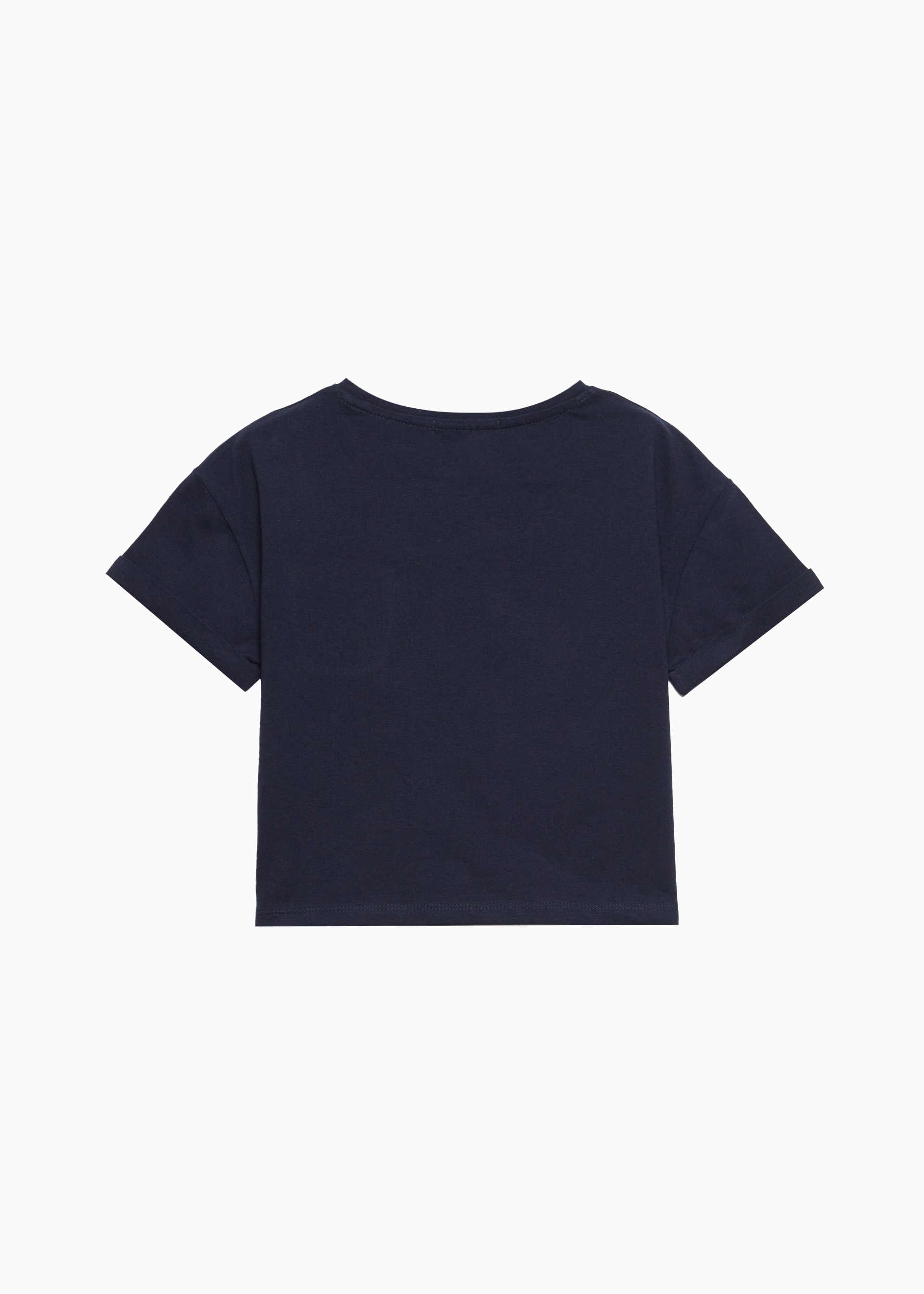 T-shirt boxy shape