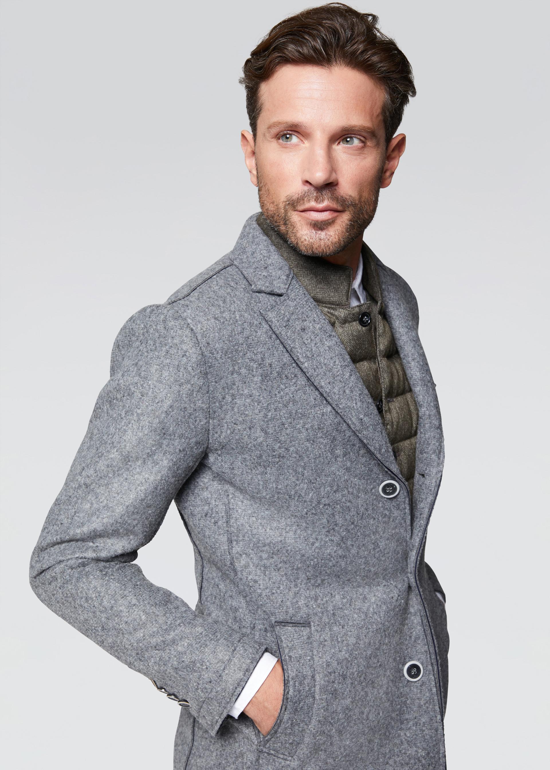 cmbipel cappotto uomo