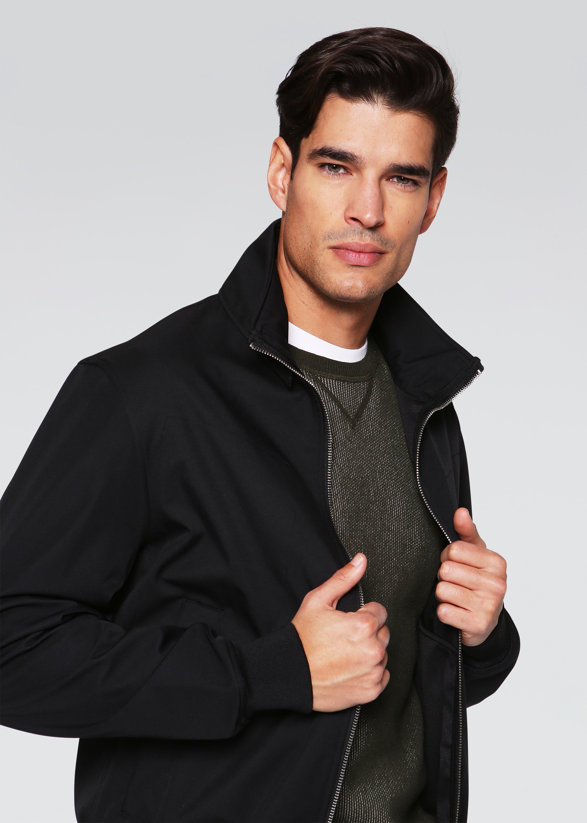 Softshell interno cotone