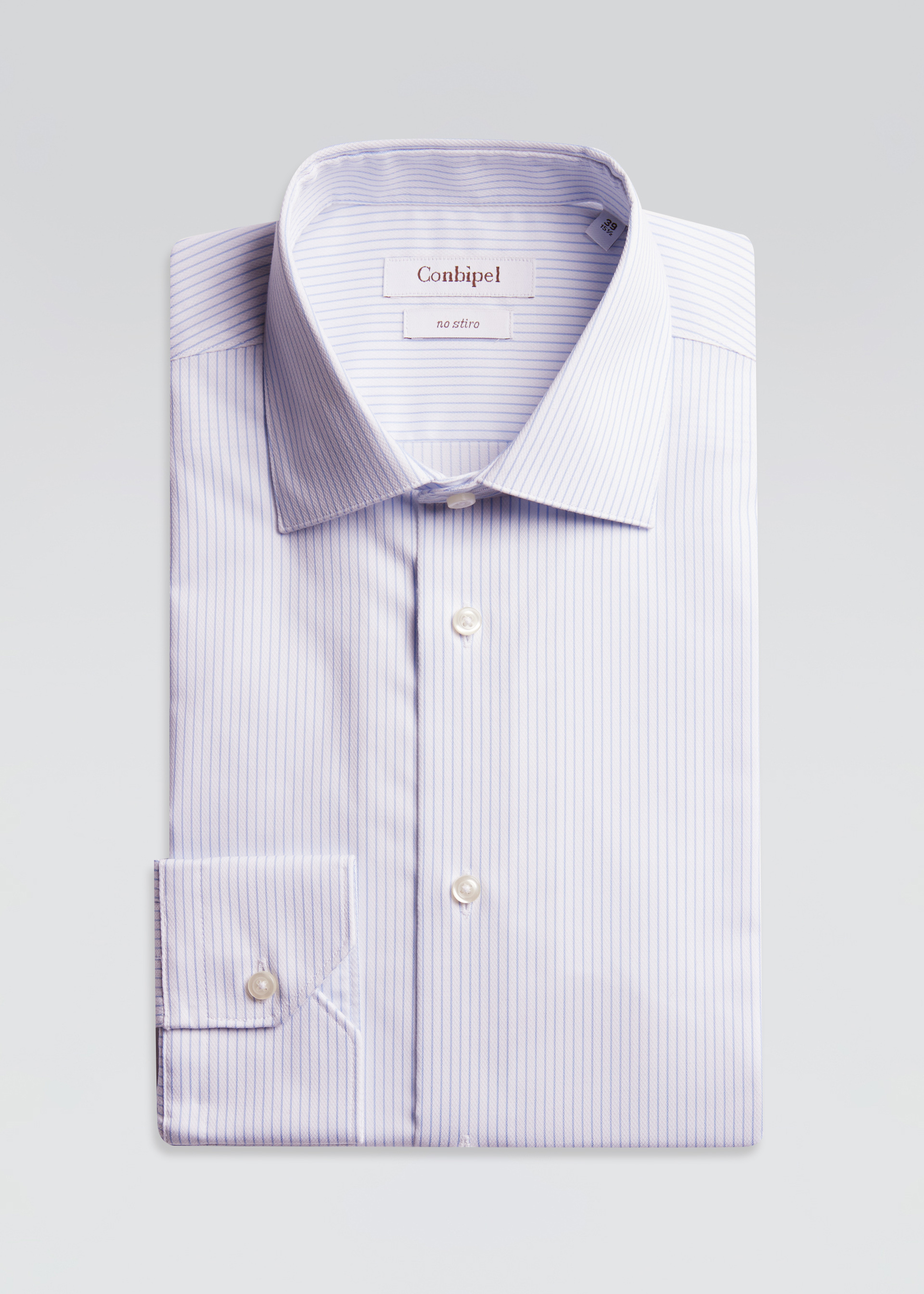 Camicia no-stiro regular